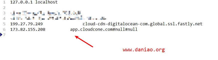 CloudCone用户控制台app.cloudcone.com打不开的解决方式