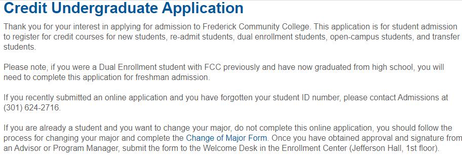 弗雷德里克社区学院学生邮箱申请