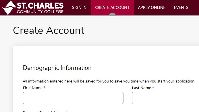 圣查尔斯社区学院邮箱申请
