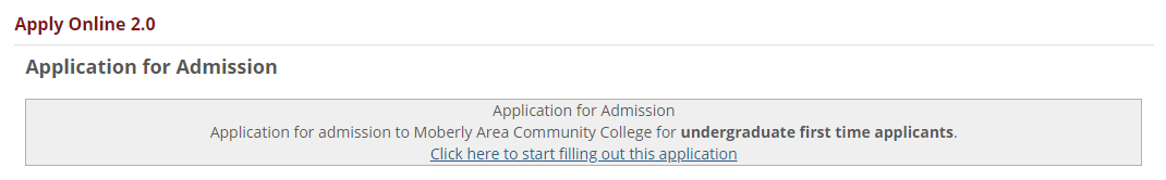莫伯利地区社区学院邮箱申请